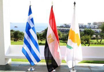 Λευκωσία: Στις 21 Οκτωβρίου η τριμερής Σύνοδος Κορυφής Κύπρου-Ελλάδας-Αιγύπτου