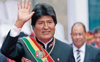 Βολιβία: Δικαστής ακύρωσε ένταλμα σύλληψης του πρώην προέδρου Έβο Μοράλες