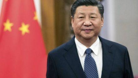 Ο Σι Τζινπίνγκ εύχεται ταχεία ανάρρωση στον Ντόναλντ Τραμπ