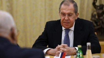Sergey Lavrov to ANA: Every country has a right to extend its territorial waters to 12 nautical miles