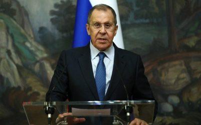 Σεργκέι Λαβρόφ: Σύντομα κυρώσεις σε Γερμανούς και Γάλλους αξιωματούχους