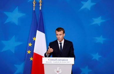 Η Μακρόν κατηγορεί την Τουρκία ότι θα προσπαθήσει να παρέμβει στις Γαλλικές Εκλογές