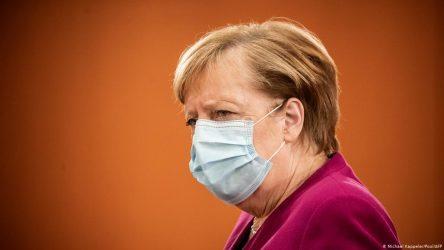 Γερμανία: Η Μέρκελ εκτιμά ότι το lockdown θα διαρκέσει ως τις αρχές Απριλίου