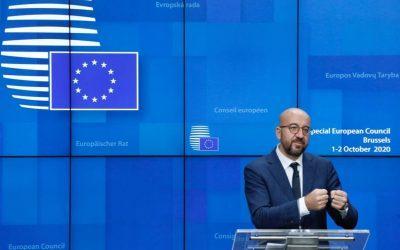 Ο πρόεδρος του Ευρωπαϊκού Συμβουλίου Σαρλ Μισέλ καταδικάζει έντονα την επίθεση στη Βιέννη