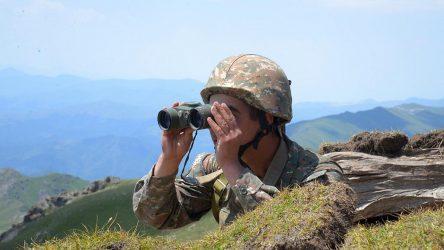 Αρμενία και Αζερμπαϊτζάν αλληλοκατηγορούνται για παραβίαση και της νέας συμφωνίας κατάπαυσης του πυρός