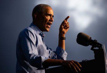 Αμερικανικές εκλογές: Στην μάχη και ο Ομπάμα υπέρ Μπάιντεν