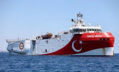 Oruc Reis: Πλέει με κατεύθυνση προς την Αίγυπτο