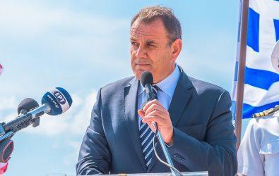Στην Κύπρο για την τριμερή συνάντηση υπουργών Άμυνας Ελλάδας– Κύπρου– Ισραήλ ο Υπουργός Άμυνας