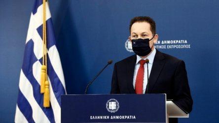 Κυβερνητικός Εκπρόσωπος: Στις τουρκικές προκλήσεις απαντάμε με ψύχραιμη αυτοπεποίθηση