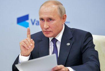 Ρώσος Πρόεδρος: Το καθεστώς στο Ναγκόρνο – Καραμπάχ θα καθοριστεί στο μέλλον