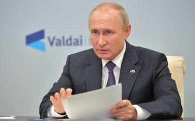 Κρεμλίνο: Καλό παράδειγμα για τους Ρώσους ο εμβολιασμός του Πούτιν