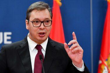 Σερβία: Κυβέρνηση συνασπισμού με την συμμετοχή όλων των κοινοβουλευτικών κομμάτων