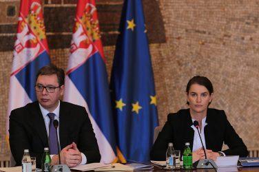 Σερβία: Εντολή σχηματισμού κυβέρνησης στην Άνα Μπρνάμπιτς