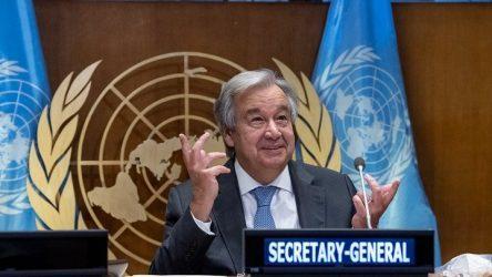 Γκουτέρες: «Σκάνδαλο» η παραβίαση του εμπάργκο όπλων στη Λιβύη