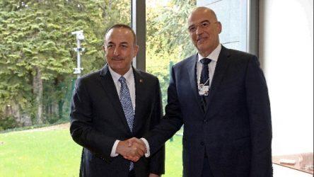 Την αντίδραση της Ελλάδας για τα Βαρώσια εξέφρασε ο Ν. Δένδιας στον Μ. Τσαβούσογλου