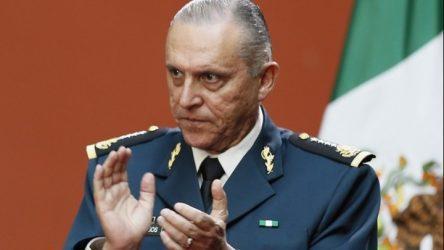 Πρώην υπουργός Άμυνας του Μεξικού συνελήφθη στις ΗΠΑ
