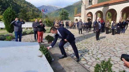 Η Ελλάδα δίπλα στους Έλληνες της Βορείου Ηπείρου στην 80η επέτειο του ΟΧΙ