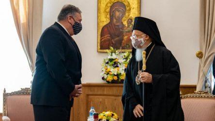 Μάικ Πομπέο: Ηγέτης του Ορθόδοξου κόσμου το Οικουμενικό Πατριαρχείο