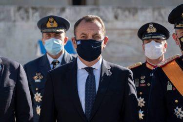 Υπουργός Άμυνας: Οι απειλές για την ασφάλεια της Ελλάδος επιβάλλουν την ανάγκη για ισχυρές Ένοπλες Δυνάμεις με αποτρεπτική ισχύ