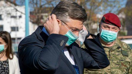 Κροατία: Ο πρωθυπουργός Πλένκοβιτς βρέθηκε θετικός στον νέο κορονοϊό