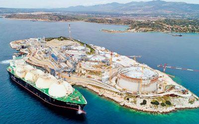 Greek system operator Desfa expects to launch a gas trading platform in June next year