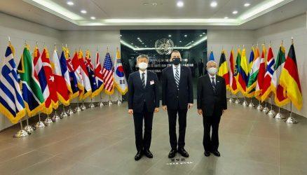 Στην Νότια Κορέα ο Αλκιβιάδης Στεφανής