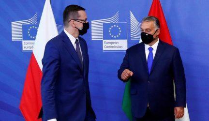 Έκκληση της γερμανικής κυβέρνησης προς την Ουγγαρία για εκταμίευση του χρηματοοικονομικού πακέτου