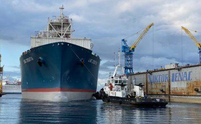 Η Κροατία παίρνει τον ρόλο της στην Ενεργειακή απεξάρτηση της Ευρώπης – Ξεκινά το FSRU στο νησί Κρκ