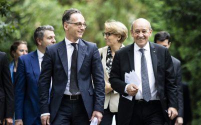 Παρίσι-Βερολίνο καλούν τον Μπάιντεν απέναντι σε Τουρκία και Ιράν