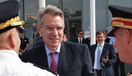 Τζέφρι Πάιατ: Οι ΗΠΑ επιθυμούν μία δυναμική στρατηγική για να αλλάξει η Τουρκία την επιθετική συμπεριφορά της