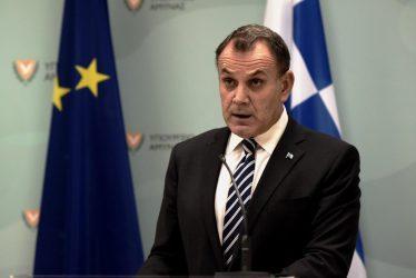 Υπουργός Άμυνας: Η Ελλάδα διατηρεί σταθερά τον αμυντικό προϋπολογισμό πάνω από το 2% του ΑΕΠ για να αντιμετωπίσει την Τουρκία