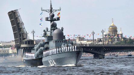 Η Μόσχα επιβάλλει περιορισμούς στην ναυσιπλοΐα σε τρεις ζώνες γύρω από την Κριμαία