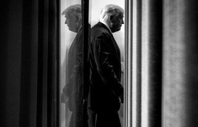 Ο Τραμπ εγκαταλείπει τον Λευκό Οίκο με τη δημοτικότητά του σε ιστορικό χαμηλό