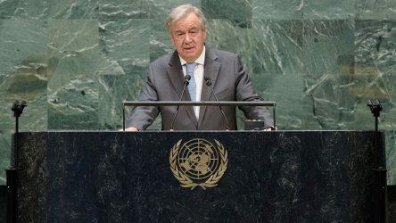 Ο επικεφαλής του ΟΗΕ ζητεί «το άνοιγμα ανθρωπιστικών διαδρόμων» στην Αιθιοπία