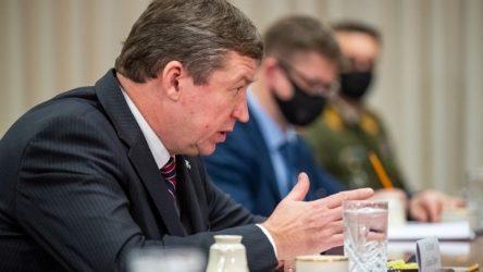 Με κορονοϊό ο υπ. Άμυνας της Λιθουανίας και ο υφυπ. Άμυνας ΗΠΑ – Είχαν συνάντηση την περασμένη εβδομάδα