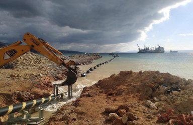 Μια σημαντική ημέρα για το μέλλον της Ελλάδας – Υποθαλάσσια ηλεκτρική διασύνδεση Πελοποννήσου-Κρήτης