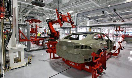 Λιμάνι-Οδική και Σιδηροδρομική Εγνατία κάνουν την Καβάλα ιδανική περιοχή για το εργοστάσιο ηλεκτροκίνητων αυτοκινήτων