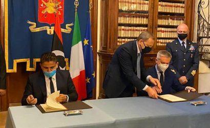 Η Ιταλία αναλαμβάνει την εκπαίδευση των ενόπλων δυνάμεων της κυβέρνησης του Αλ Σάρατζ
