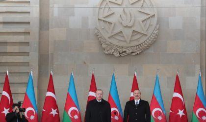 Ο Ερντογάν από το Αζερμπαϊτζάν – Η Αρμενία χρειάζεται νέα ηγεσία