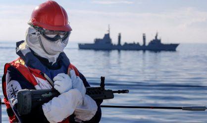 Daily Mail: Οι σχέσεις Μόσχας – Λονδίνου επιδεινώνονται από την παρουσία Ρωσικών πολεμικών στα Βρετανικά ύδατα