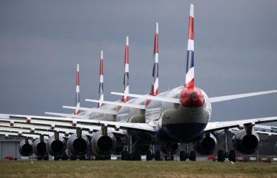 Προσπάθειες από την Ε.Ε να επιλύσει γρήγορα με τον Μπάιντεν τη διένεξη για τα αεροσκάφη