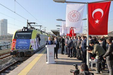 Τούρκος Υπουργός Μεταφορών: Το China Export Train είναι η νίκη μας στις σιδηροδρομικές μεταφορές