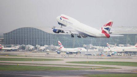 Ευρωπαϊκές χώρες διακόπτουν τις αεροπορικές συνδέσεις με Μεγάλη Βρετανία