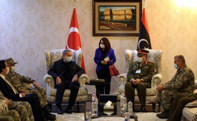Η Τουρκία συζητά με Λίβυους την απειλή Χαφτάρ
