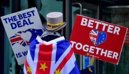Βρετανικός Τύπος για Brexit: Γλιτώσαμε ή μας άφησαν στην τύχη μας;