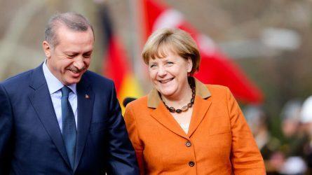 «Τούρκικα Παζάρια» Ερντογάν με την Ευρώπη – Η Ελλάδα φταίει για όλα λέει σε τηλεδιάσκεψη με την Μέρκελ