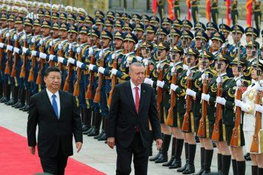 Οι ΗΠΑ προετοιμάζονται για την Διαχείριση της μεγαλύτερης Κινεζικής Βάσης στην Μεσόγειο, την Τουρκία!