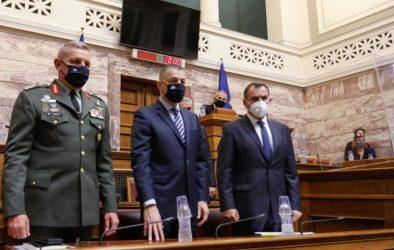 Παναγιωτόπουλος: Με την προμήθεια των μαχητικών «Rafale» αναβαθμίζεται ο εθνικός συντελεστής στο συσχετισμό ισχύος
