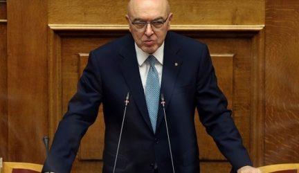 Φραγκογιάννης για ξένες επενδύσεις: Η χώρα μας διαθέτει την πολιτική σταθερότητα, το μομέντουμ της οικονομικής ανάπτυξης, την κοινωνική συνοχή, τα κίνητρα, το ανθρώπινο κεφάλαιο και την ομορφιά του Ελληνικού τοπίου