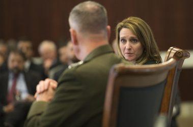 Κάθλιν Χικς: Η πρώτη γυναίκα που αναλαμβάνει αναπληρώτρια Υπουργός Άμυνας